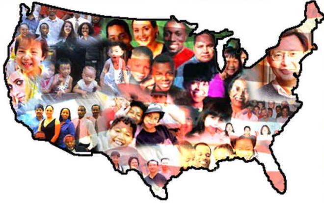 Immigrants Map