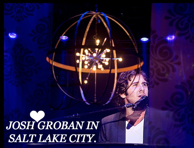 Could Josh Groban Be Any Dreamier?