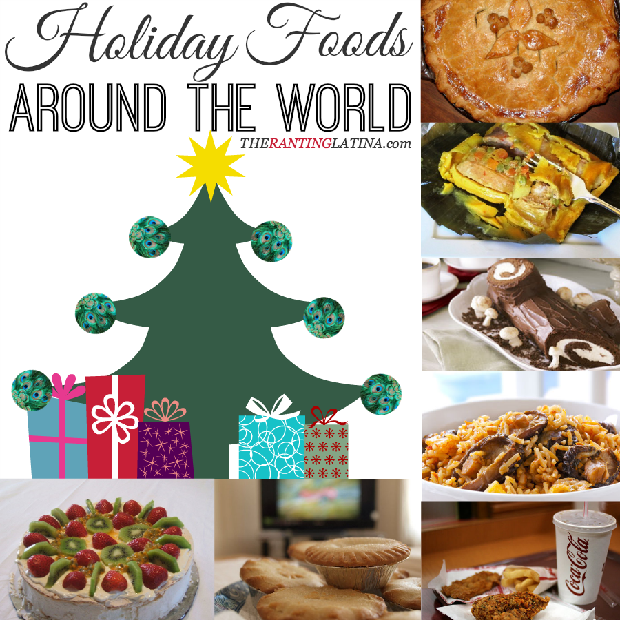 Check Out Other Countries' Yummy Holiday Foods!