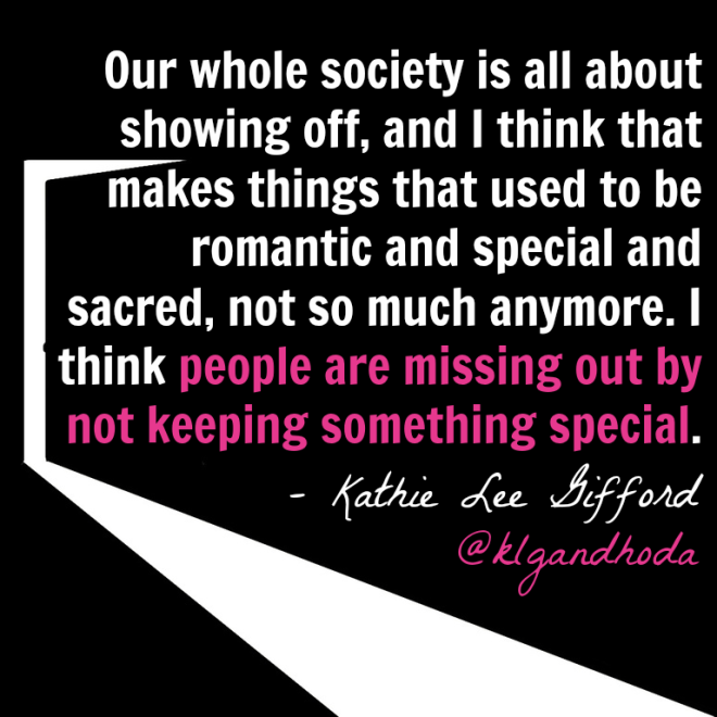Keep something special