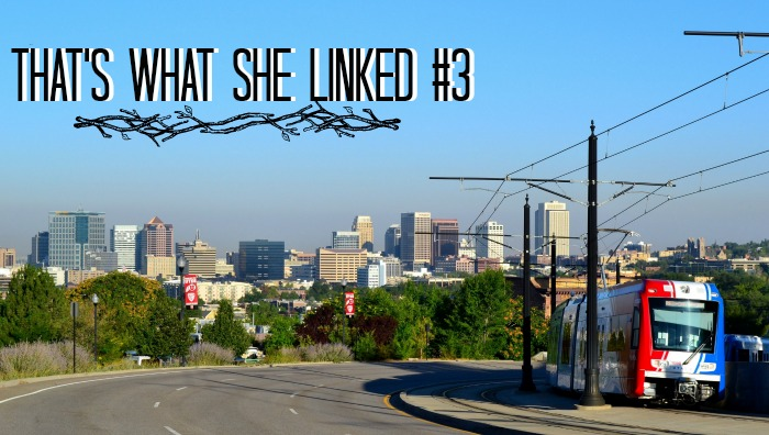 That's What She Linked #3
