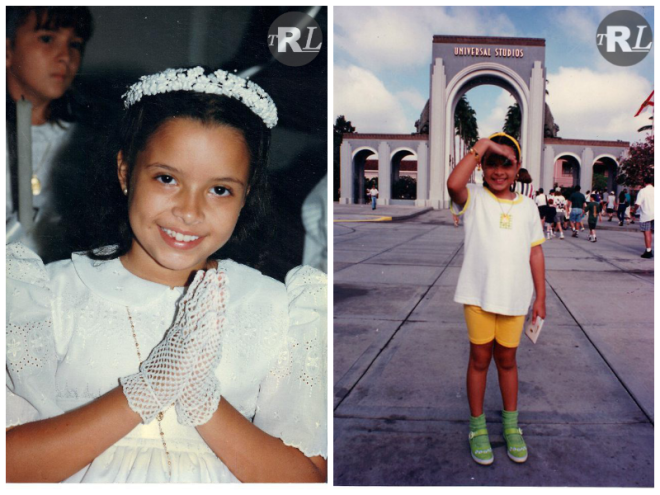 My 1st Communion AND First Communion present (A trip to Orlando)