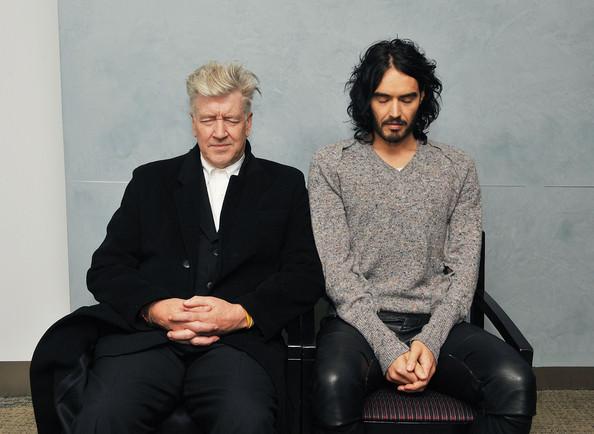 David Lynch - Russell Brand - Transcendental Meditation