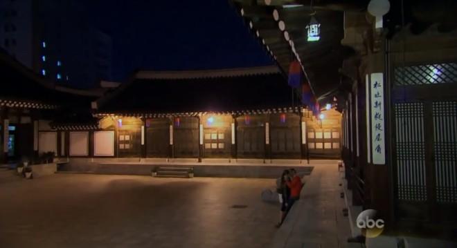 Juan Pablo & Sharleen Korea House Kiss