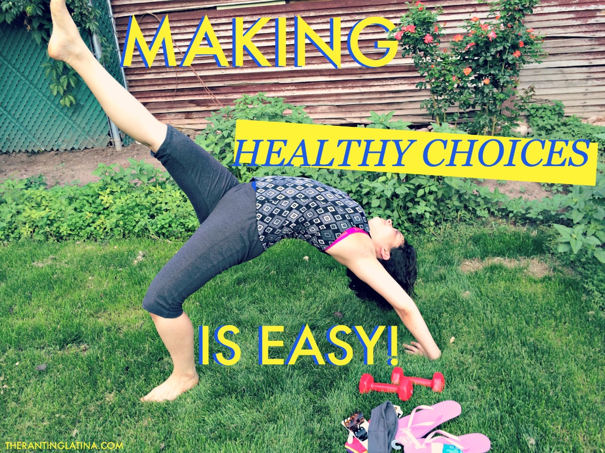 Making Healthy Choices is Easy with Walgreens!