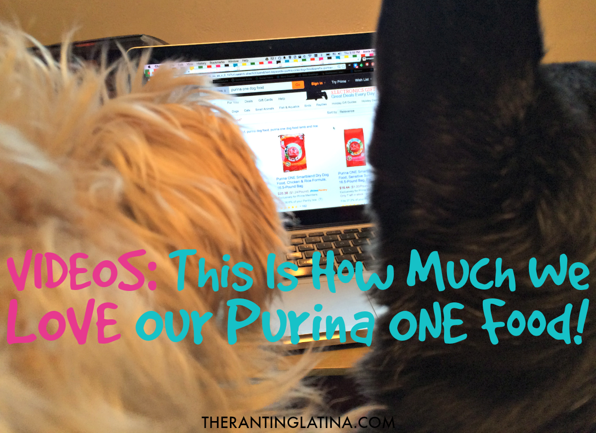 Sparky Skyler On How Much They Love Their Purina One Food