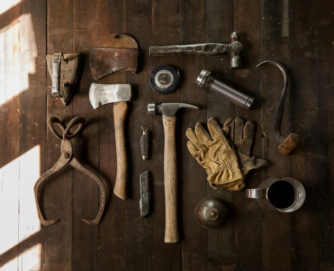 Unsplash - Tools