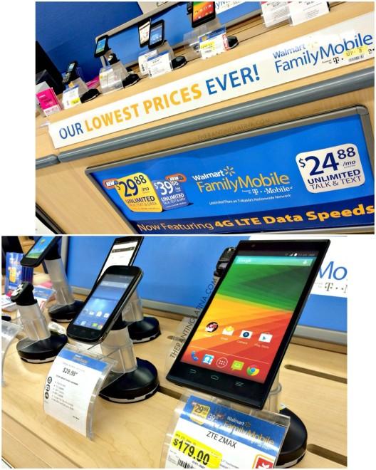 Walmart Family Mobile - Display