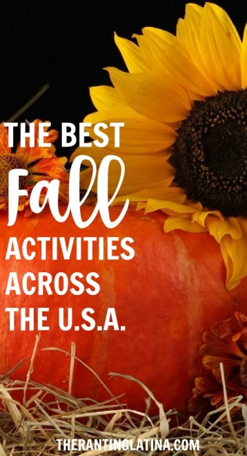THE Best Fall Activities Across The USA!
