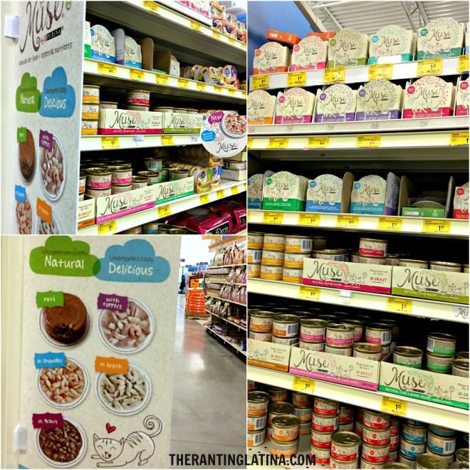 Purina Muse® is exclusively found at Petsmart