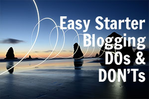 Easy blog tips