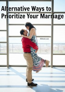 Alternative Ways to Prioritize Your Marriage