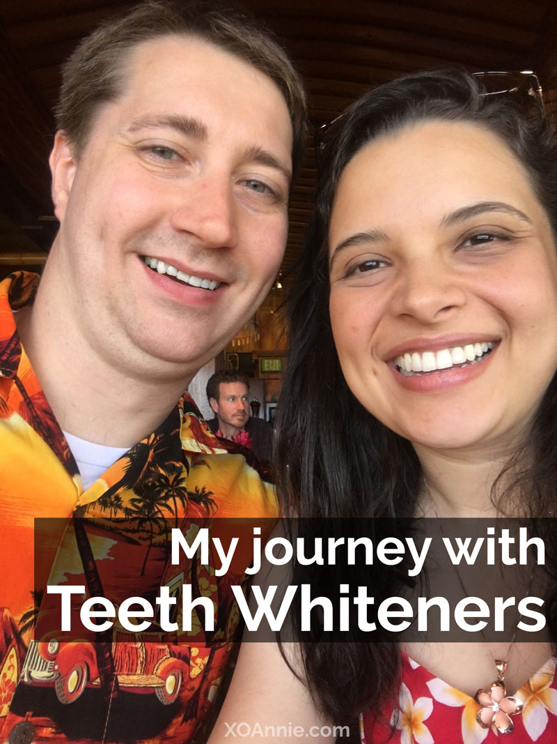 My Journey with Teeth Whiteners (+ A Giveaway!)