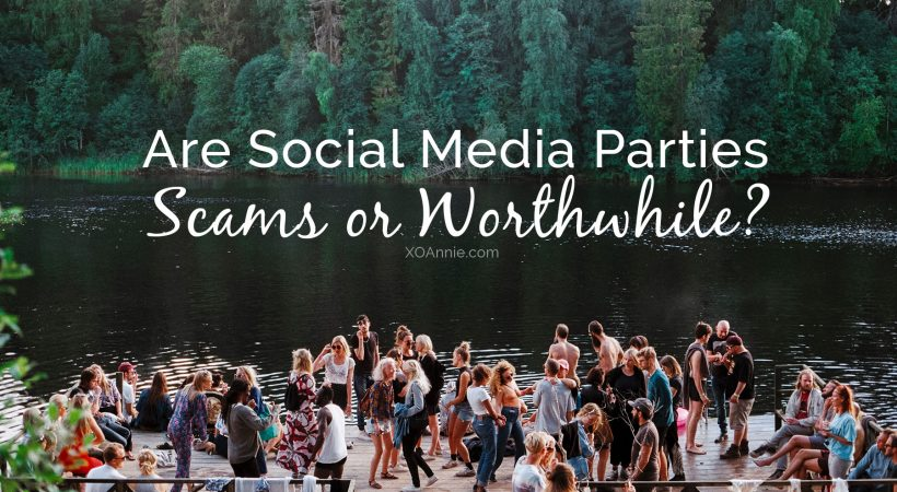 Are Social Media Parties Scams? (Plus, What Businesses Can Do Instead)