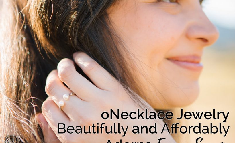 oNecklace Jewelry Beautifully and Affordably Adorns Every Season