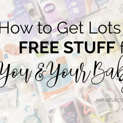 Find out how to get lots of free stuff for you and your baby